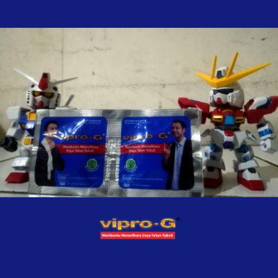 Vipro-G mempunyai Kandungan Epigallocatechin Gallate