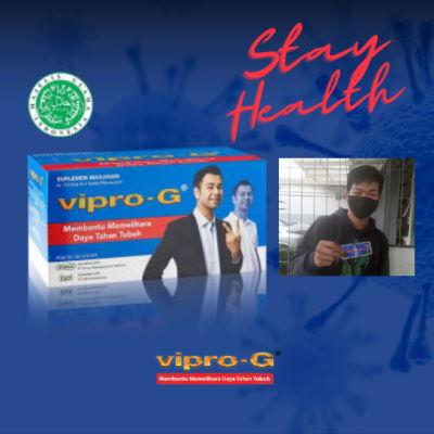 Khasiat Vipro-G untuk aktivitas sehari-hari