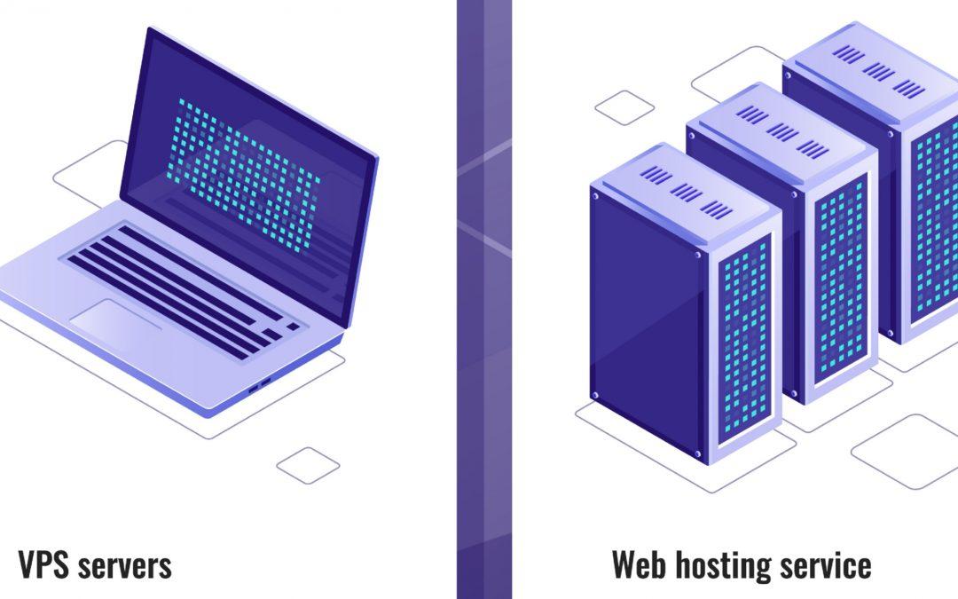 Ingin Punya Website Bisnis? Cari Tahu Dulu Beda VPS dan Web Hosting!